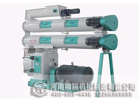 SZLHS系列水产饲料颗粒压制机