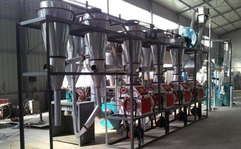 玉米高筋粉生产设备