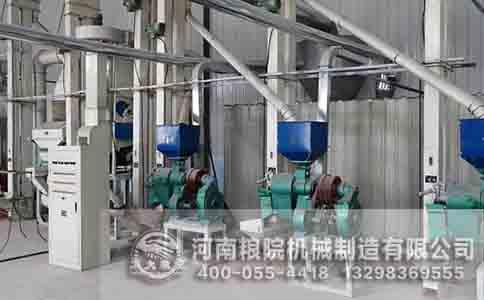 面粉加工设备加工精度与配件的精度关系大吗
